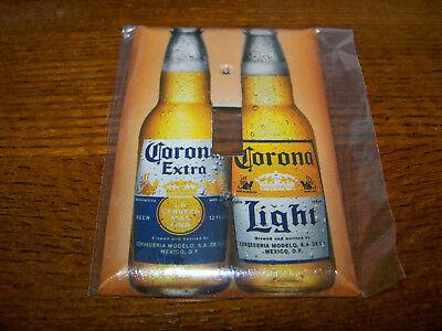 ONE NEW Corona Extra Cerveza Beer LED Flashing Light Up