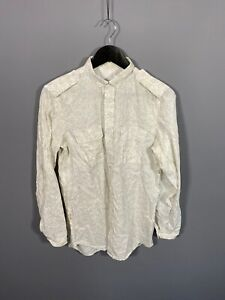 DIESEL-Shirt-Small-Paisley-Great-Condition-Men-s