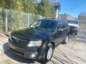 2011 Mazda Tribute Automatic air froid