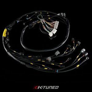 k tuned k series tucked engine harness k20 k24 civic si rsx type s rh ebay com Automotive Wiring Harness Automotive Wiring Harness