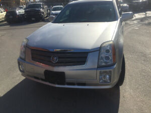 2005 Cadillac SRX 6 cylinder clean no rust safety $3295+HST