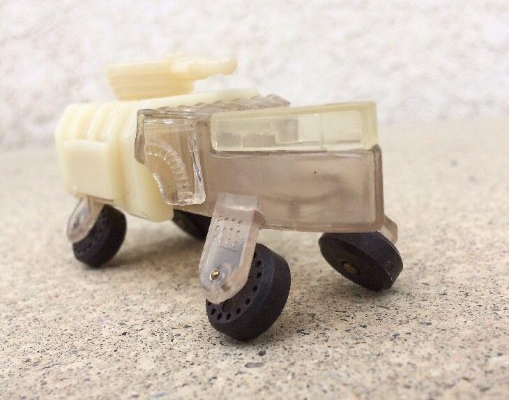 Hot Wheels Mattel pré-production prougeotype plastique ONU-produit Fantasy véhicule