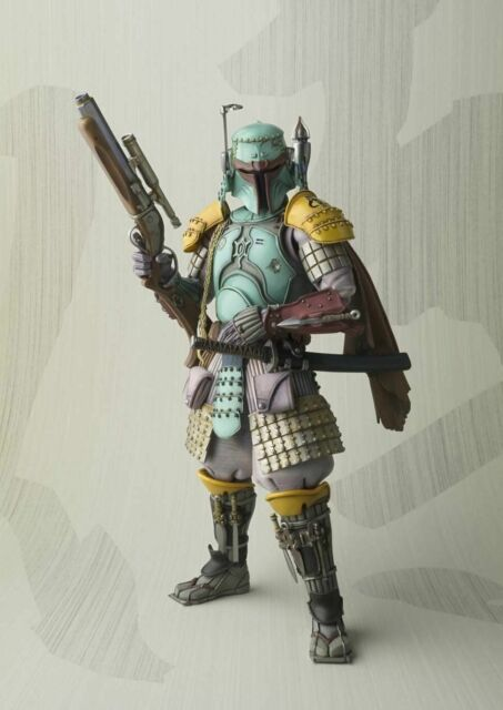 STAR WARS The Black Series: Boba Fett The Force Awakens Action Figure Hot