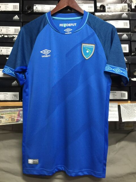 d533f3f1ff4cb8 Umbro Guatemala Away Jersey 2019 Camisola De Guatemala VISITA Size XL Only