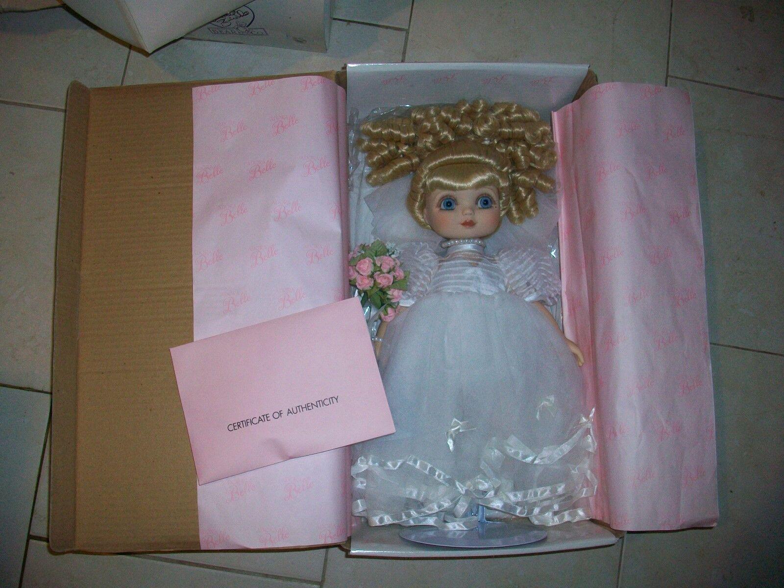 Marie Osmond Adora Bella Braut Puppe Seltener Htf