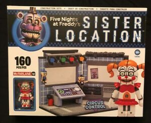 McFarlane-Toys-Five-Nights-at-Freddy-039-s-Circus-Control-Construction-Building