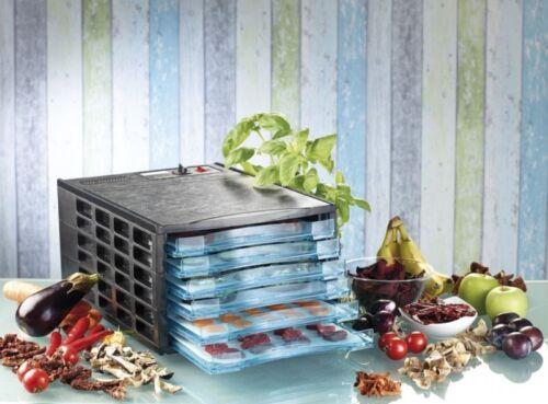 Déshydrateur alimentaire digital DH-60-6 niveaux Rosenstein /& Söhne