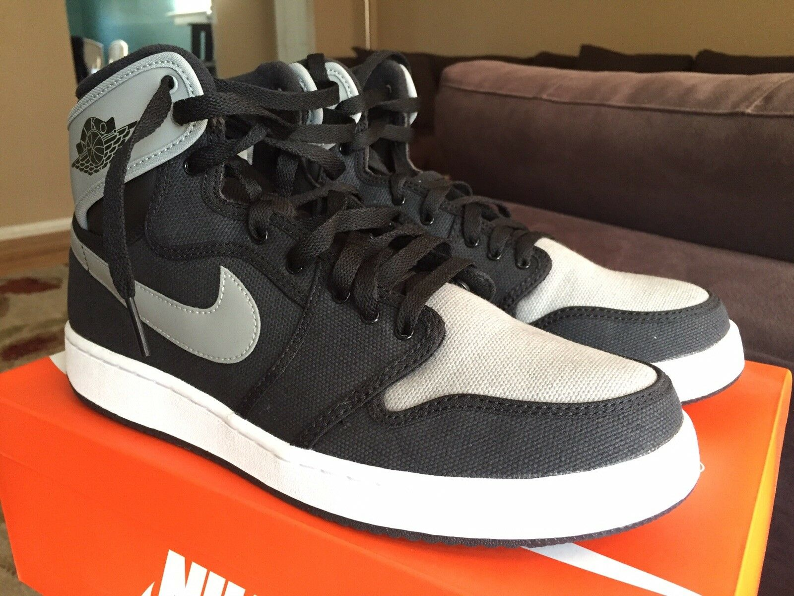 Nike Air Jordan 1 AJKO High Knockout Shadow Mens Sz 10.5 New shoes for men and women, limited time discount