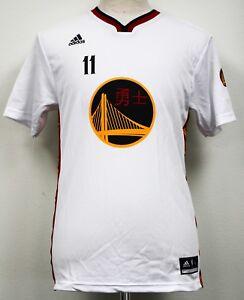 dd3092c9f adidas NBA Men Klay Thompson #11 Golden State Warriors Replica ...