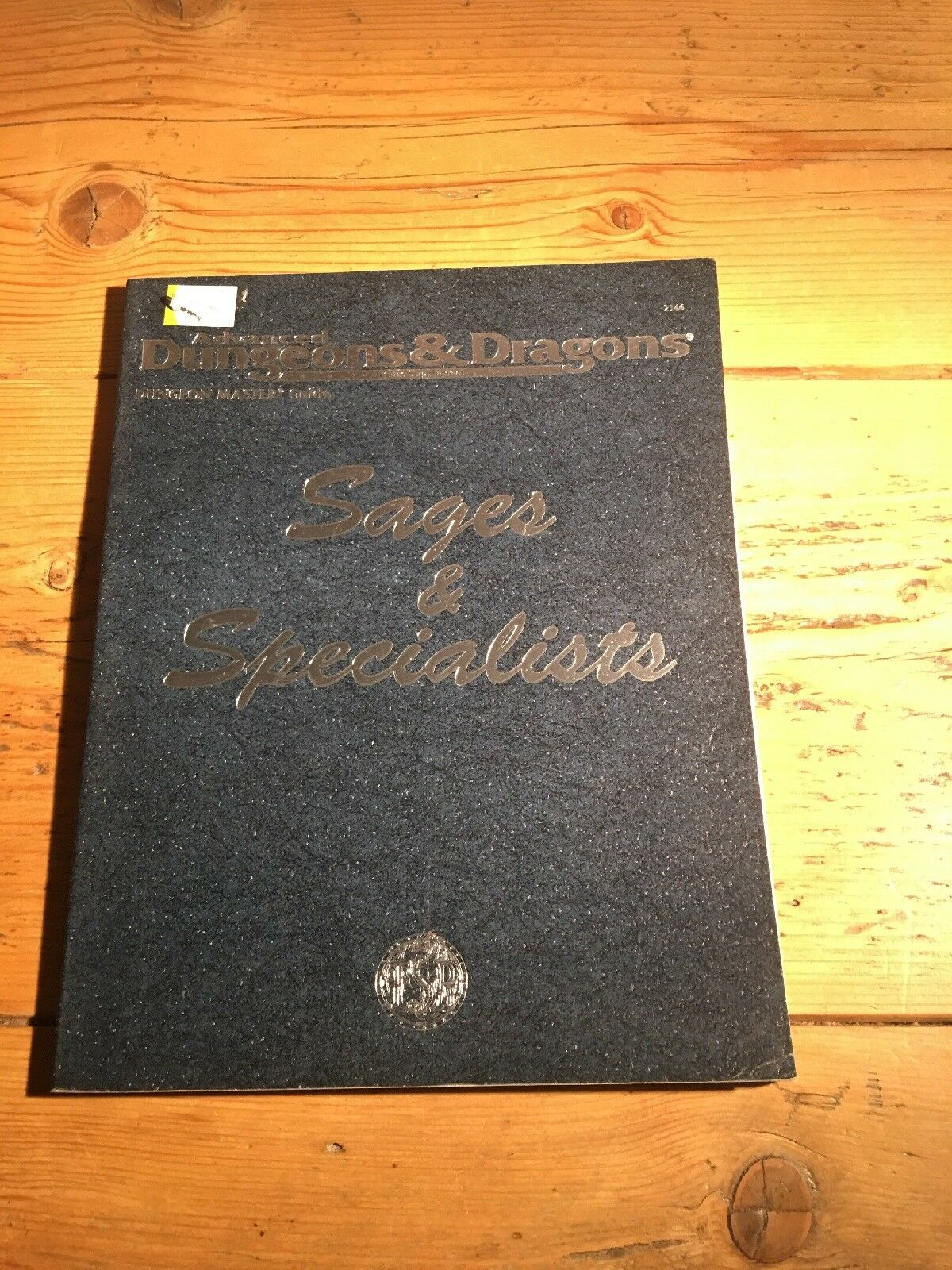 AD&D Sages and Specialists TSR Inc. 2146