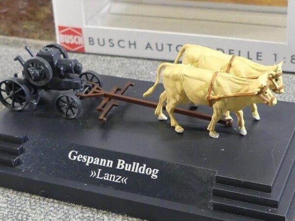 1   87 busch gespann 59910 lanz bulldog