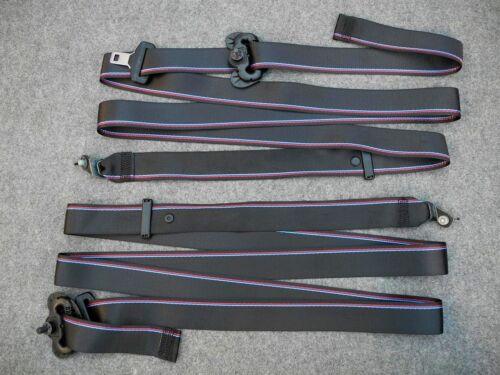 BMW 3 M3 4 M4 M Power F80 F82 F32 F36 F30 F31 F34 GT M tech seatbelt tapes belts