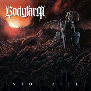 Bodyfarm-Into-Battle-2010-Ep-CD