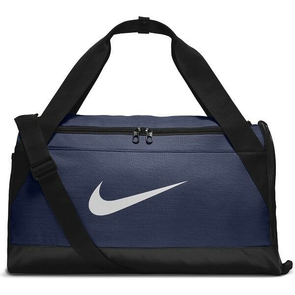 4c1735f99618 Nike Brasilia (medium) Training Duffel Bag - Midnight Navy for sale ...