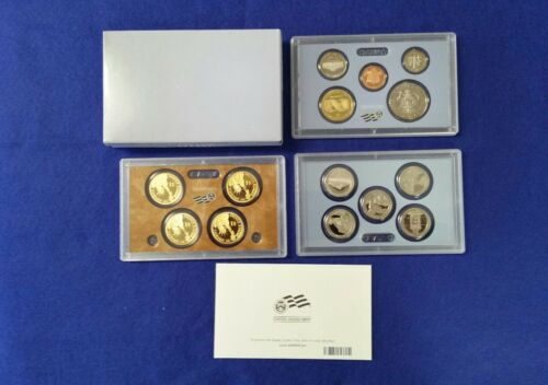 FREE SHIPPING 2010 US Proof Set in Original Mint Packaging