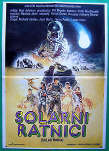 image is loading solarbabies richard jordan jami gertz rare original yugoslav