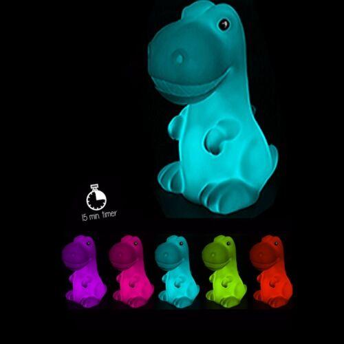 Veilleuse Dinosaure avec minuterie