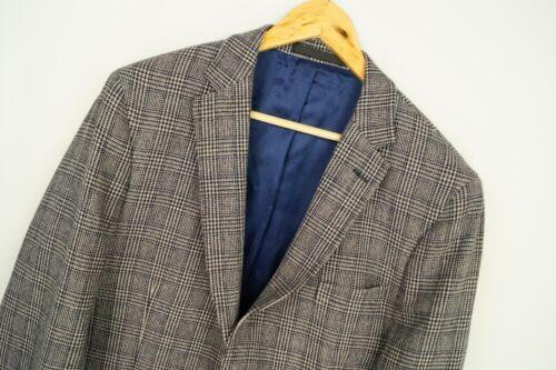 Blazer taglia Made 100 Portugal 56 lana X495 veloce In spedizione Originale Gant gwR57Z