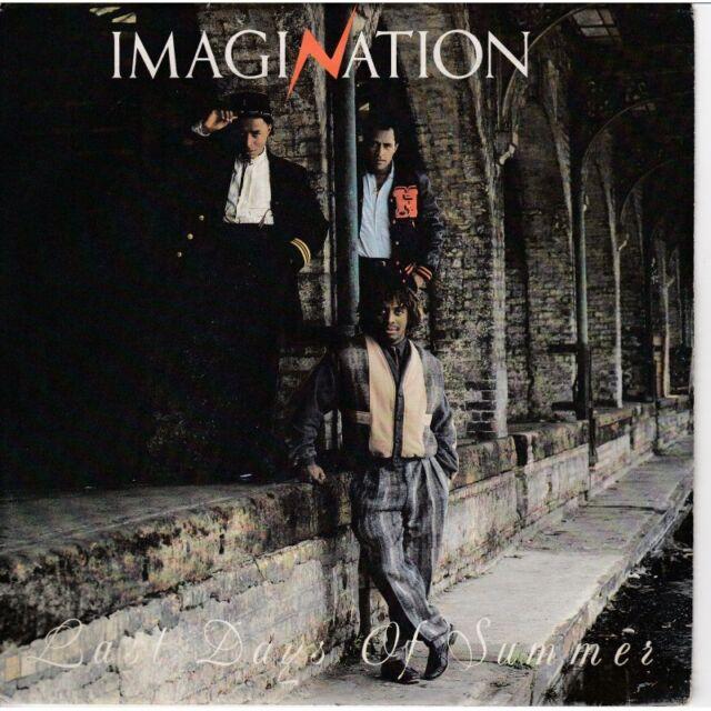 Imagination 45giri 7