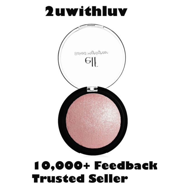 ELF E.L.F.  BAKED HIGHLIGHTER - PINK DIAMONDS #83705 FREE & FAST POST!