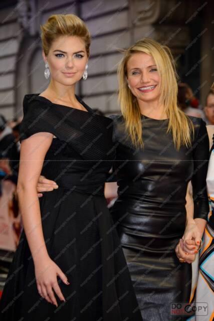 Kate Upton and Cameron Diaz : America Actress