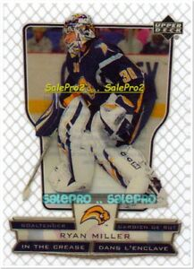 UD-McDONALD-2007-RYAN-MILLER-BUFFALO-SABRES-GOALIE-IN-THE-CREASE-INSERT-ICRM
