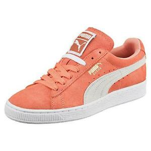 eb1df52d046 PUMA SUEDE CLASSIC WN S PASTEL PACK 355462 33 DESERT FLOWER PINK ...