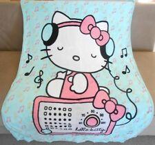 e8aabb714 item 5 New Rocking Hello Kitty Soft Plush Fleece Throw Gift Blanket Girls  Boombox Radio -New Rocking Hello Kitty Soft Plush Fleece Throw Gift Blanket  Girls ...