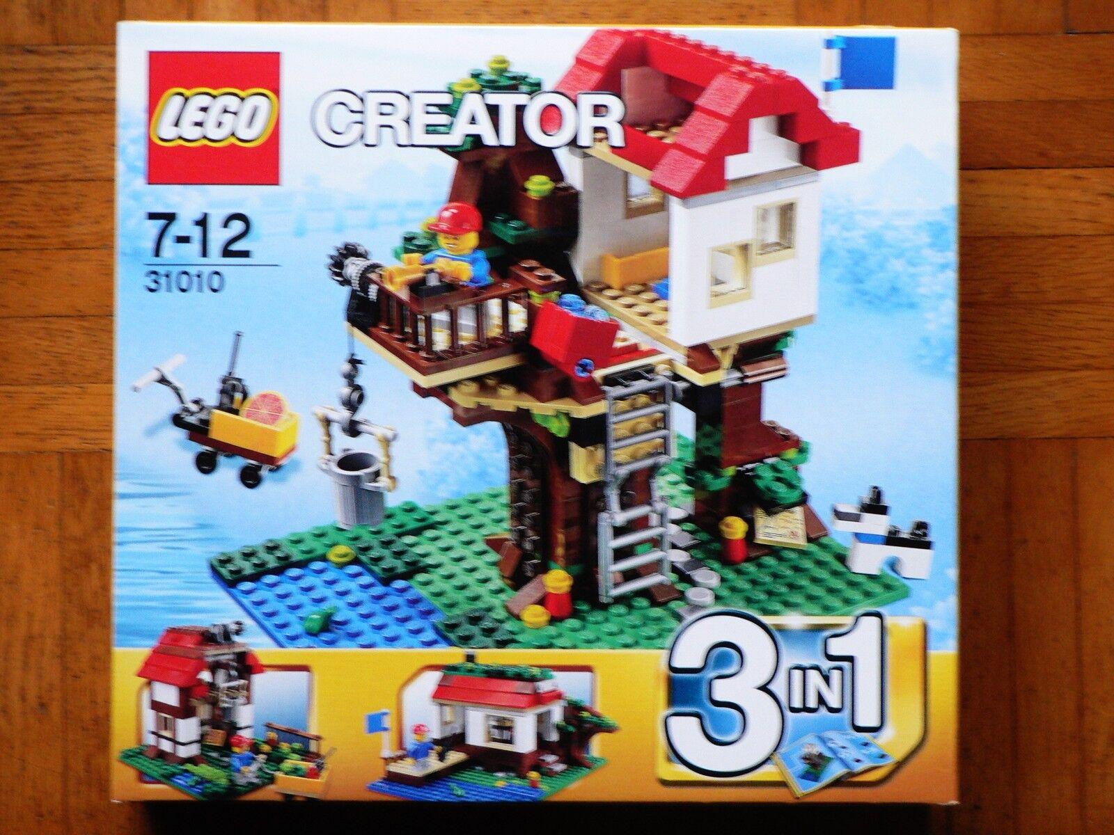 LEGO® Creator 31010 Baumhaus 3 in 1 neu & ovp