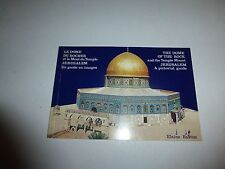 The Dome of the Rock and the Temple Mount: A Pictorial Guide/Le Dome du RocheBH5