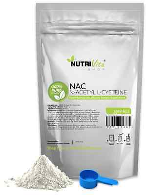 500g (1.1 lb) NEW N-Acetyl L-Cysteine NAC KOSHER/PHARMACEUTICAL USP