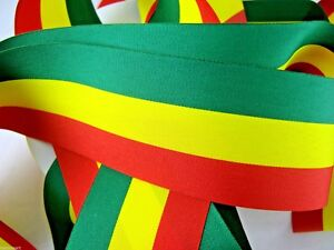 Red-Yellow-Green-Patriotic-Ribbon-Rasta-Farian-Judah-Ethiopia