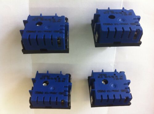 4x GENUINE WESTINGHOUSE CHEF SIMPSON COOKTOP SIMMERSTAT SWITCH MP101 0534001654