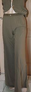 pantalones-de-mujer-amplio-en-elastico-verde-caqui-HIGH-USE-talla-36-ETIQUETA