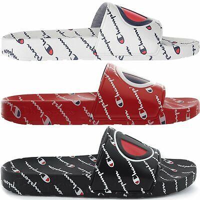 Champion Men's IPO Repeat Slide Sandals