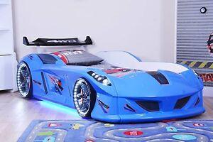 Thunder Race Car Bed Children S Car Bed Kids Beds Boys Car Bed