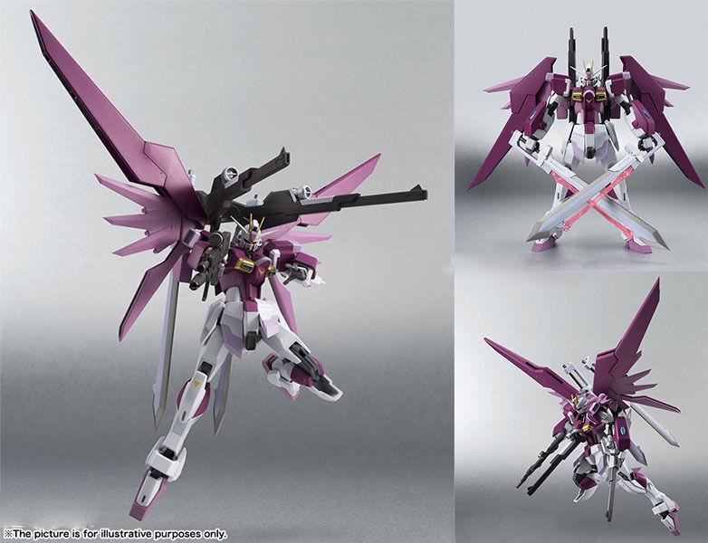 Destiny Impulse Gundam Robot Spirits modellololo cifra Tamashii Nations R-200    BNIB  Sito ufficiale