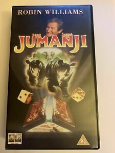 Robin-Williams-Jumanji-VHS