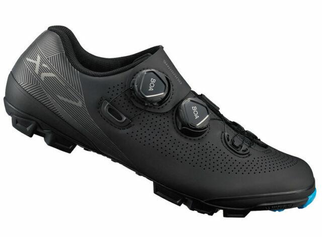 Shimano SH M MTB XC7 N.44 44 EU Negro 000 Zapatillas de Ciclismo de Carretera para Hombre Negro