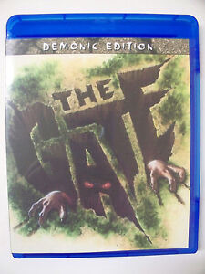 The-Gate-Demonic-Edition-1987-Blu-Ray-Stephen-Dorff-Rare-REGION-FREE