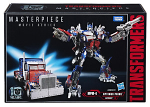 Hasbro Transformers Optimus Prime 6 inch Action Figure - MPM-4