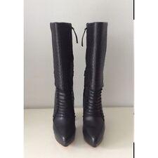 L.a.m.b. Mid calf boots size 7.5
