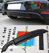 SPOILER SOTTO PARAURTI VW GOLF 6 08-12 DIFFUSORE POSTERIORE LOOK GTI