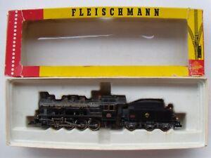 Locomotive-a-vapeur-040-D-SNCF-Fleischmann-echelle-HO