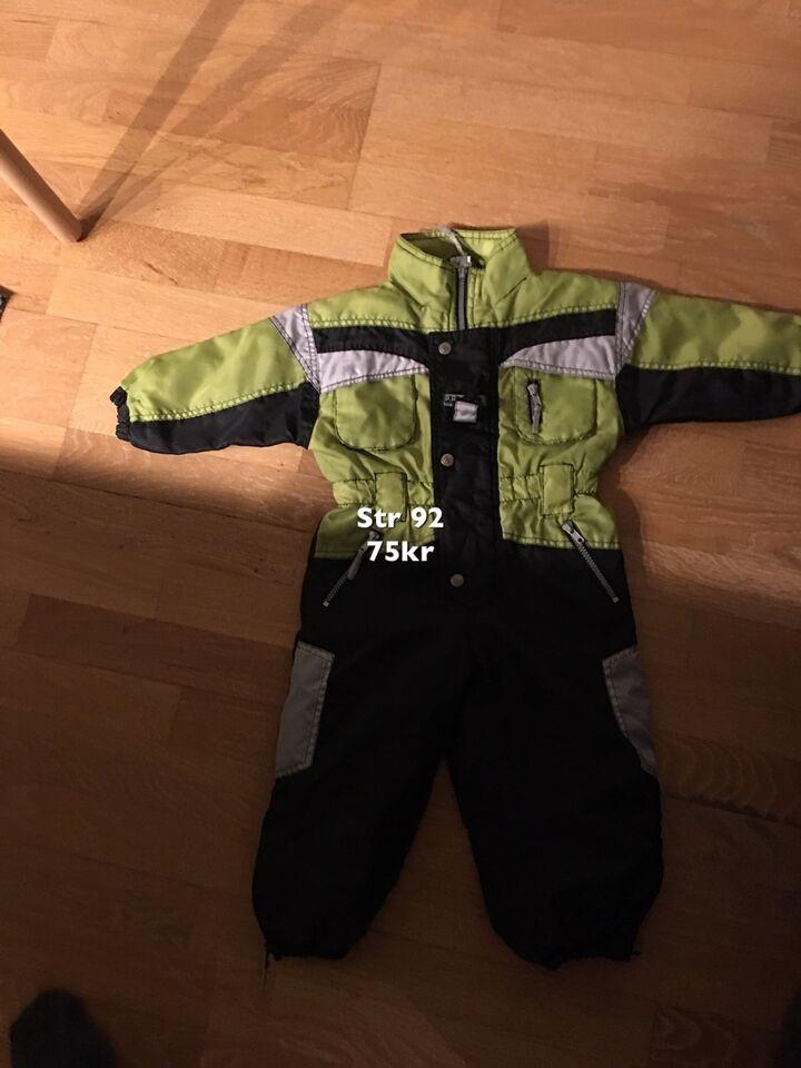Flyverdragt, Tøj, O