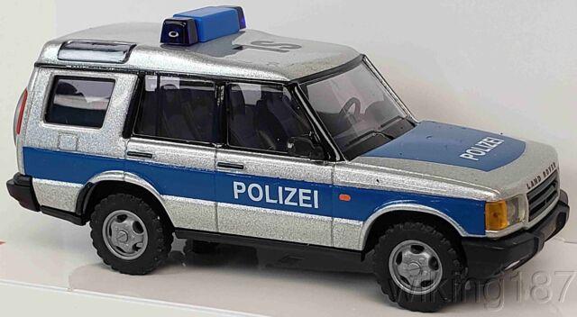 51915 Busch HO Land Rover Discovery Carabinieri scala 1:87