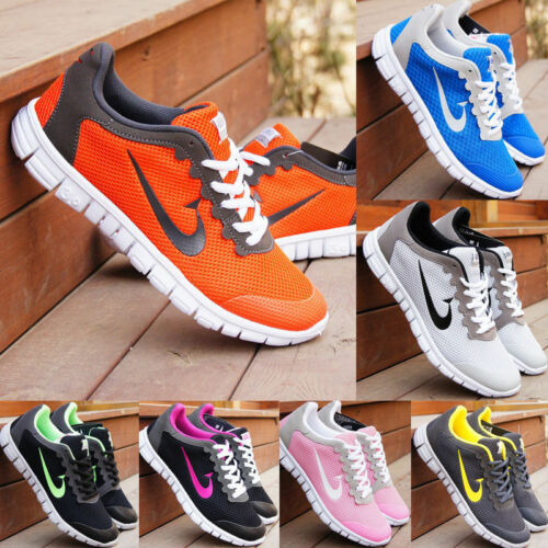 Nouveau Hommes//Femmes Baskets Chaussures Sport Respirant Running Chaussures Casual Athletic 35-48
