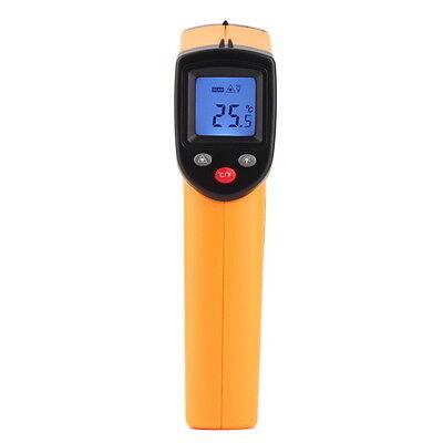Digital Laser Thermometer LCD -50°C bis +330°C IR Infrarot Temperatur