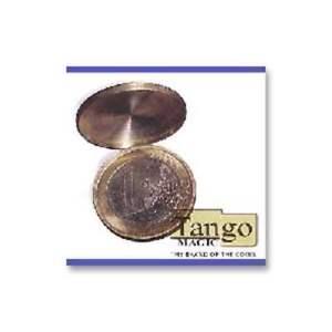 Pièce de monnaie augmentée - 1 euro Par Tango Magic Conchiglia Espansa