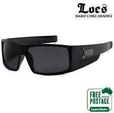 99d694694665 item 8 Locs Sunglasses - Large Wrap Around Frame - Matte Finish - Free  Postage In AUS -Locs Sunglasses - Large Wrap Around Frame - Matte Finish -  Free ...